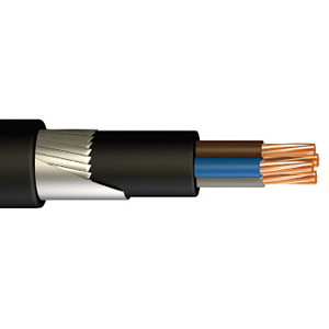 YVSV, NYFGBY, Çelik Zırhlı Enerji kabloları